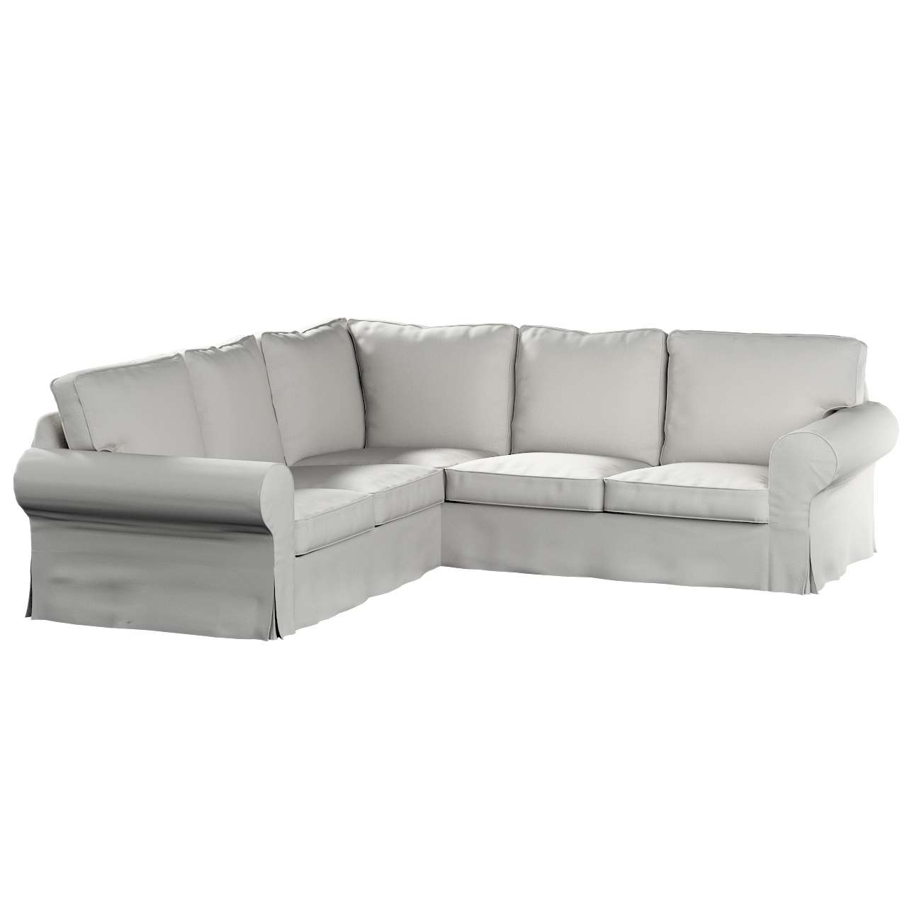 Pokrowiec Ektorp na sofę Sofa Ektorp narożna w kolekcji Etna , tkanina: 705-90