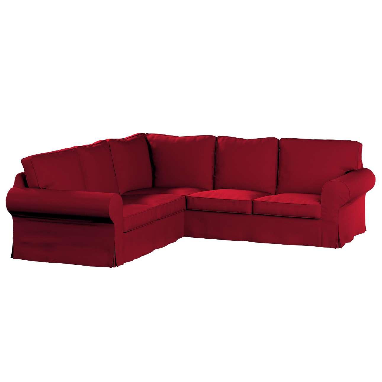 Pokrowiec na sofę Ektorp narożną Sofa Ektorp narożna w kolekcji Etna , tkanina: 705-60