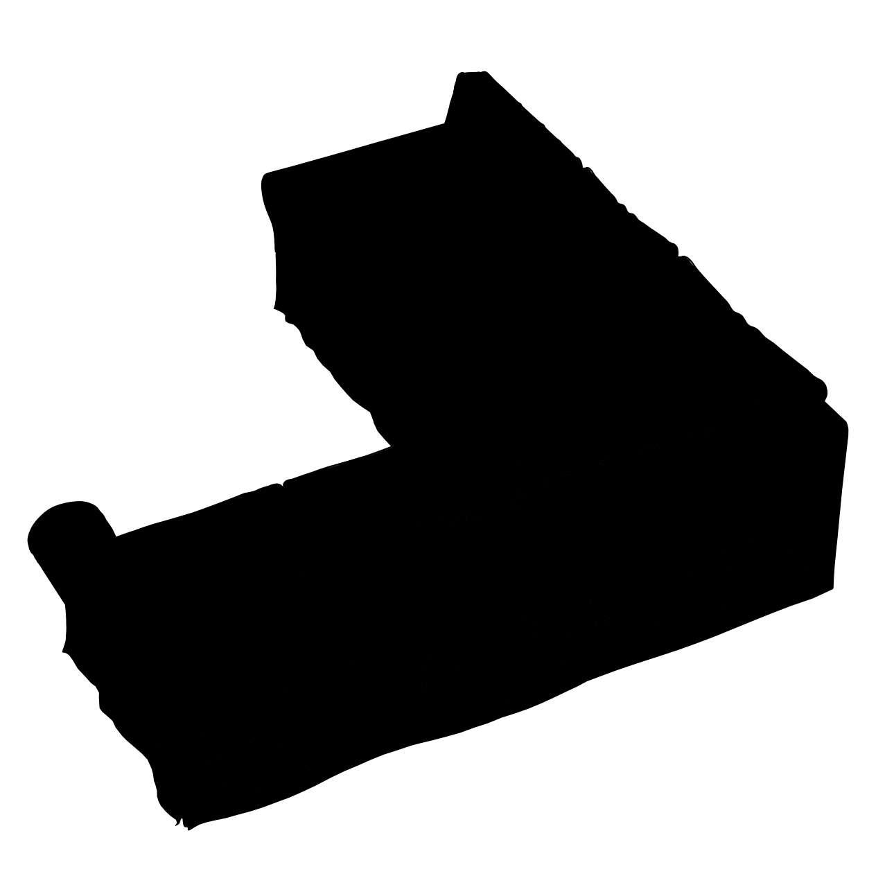 Pokrowiec na sofę narożną Ektorp w kolekcji Etna, tkanina: 705-00
