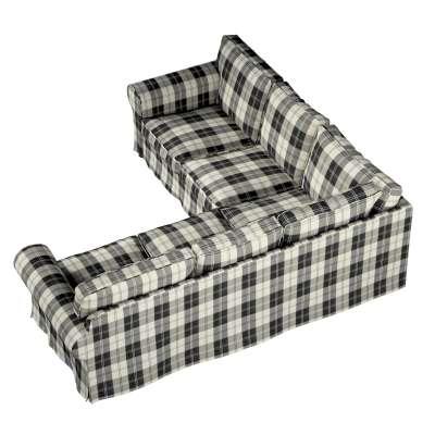 Pokrowiec na sofę narożną Ektorp w kolekcji Edinburgh, tkanina: 115-74
