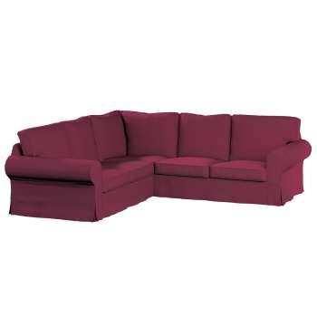 Pokrowiec Ektorp na sofę Sofa Ektorp narożna w kolekcji Cotton Panama, tkanina: 702-32