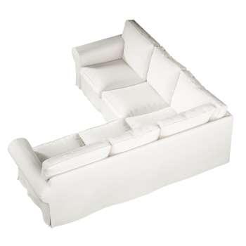 Pokrowiec Ektorp na sofę w kolekcji Cotton Panama, tkanina: 702-34