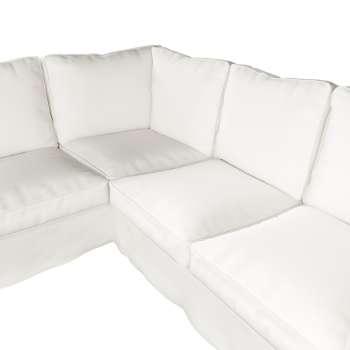 Ektorp Ecksofabezug von der Kollektion Cotton Panama, Stoff: 702-34