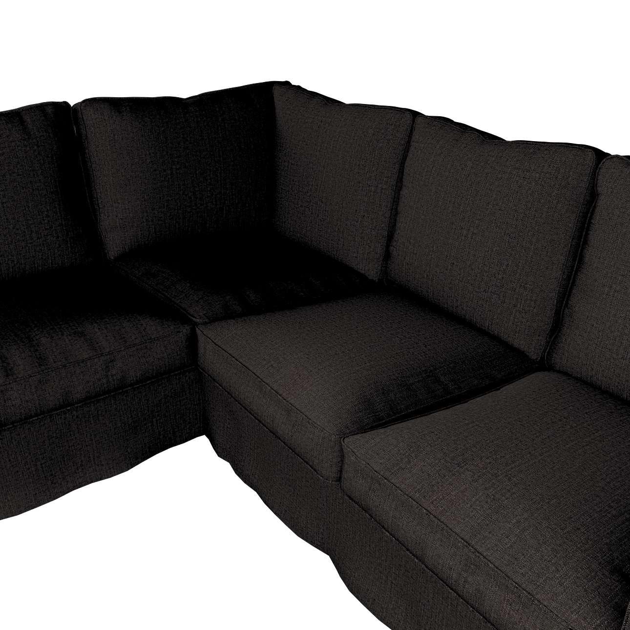 Pokrowiec na sofę narożną Ektorp w kolekcji Etna, tkanina: 702-36