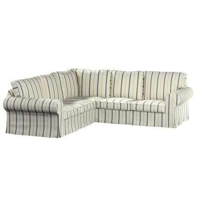 Pokrowiec na sofę narożną Ektorp w kolekcji Avinon, tkanina: 129-66