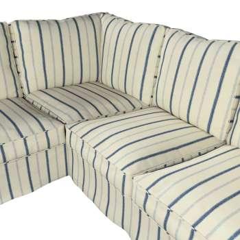 Pokrowiec Ektorp na sofę narożną w kolekcji Avinon, tkanina: 129-66