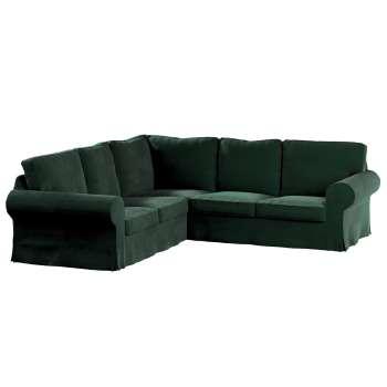 Pokrowiec Ektorp na sofę narożną w kolekcji Velvet, tkanina: 704-25