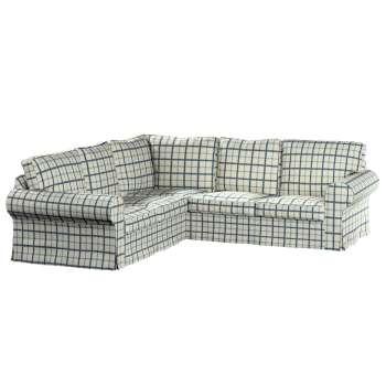 Pokrowiec na sofę Ektorp narożną Sofa Ektorp narożna w kolekcji Avinon, tkanina: 131-66