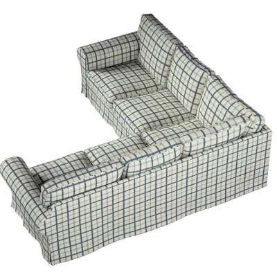 Pokrowiec Ektorp na sofę narożną w kolekcji Avinon, tkanina: 131-66