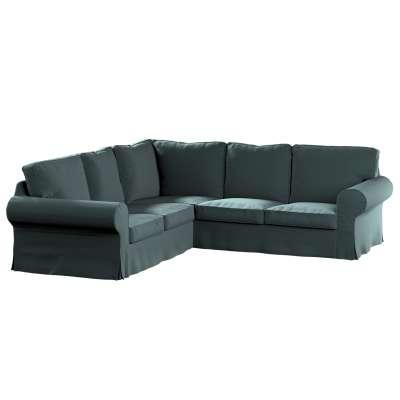 Pokrowiec Ektorp na sofę narożną w kolekcji Ingrid, tkanina: 705-36
