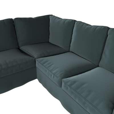 Pokrowiec na sofę narożną Ektorp w kolekcji Ingrid, tkanina: 705-36