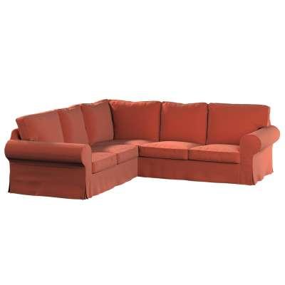 Pokrowiec na sofę narożną Ektorp w kolekcji Ingrid, tkanina: 705-37