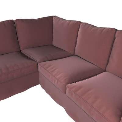 Pokrowiec na sofę narożną Ektorp w kolekcji Ingrid, tkanina: 705-38