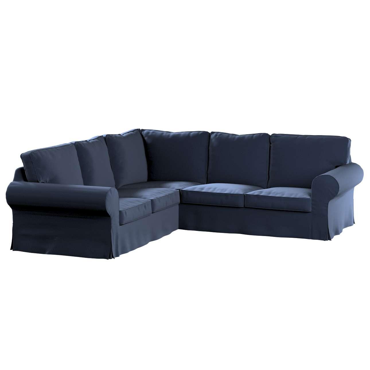 Pokrowiec na sofę narożną Ektorp w kolekcji Ingrid, tkanina: 705-39
