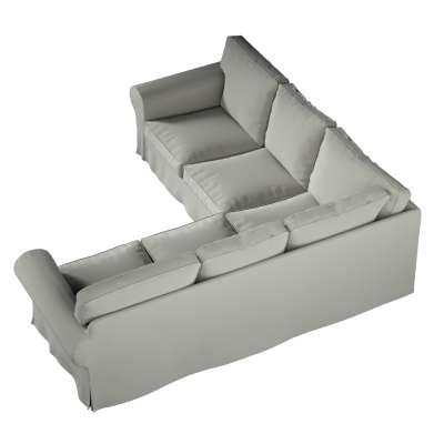 Pokrowiec na sofę narożną Ektorp w kolekcji Ingrid, tkanina: 705-41