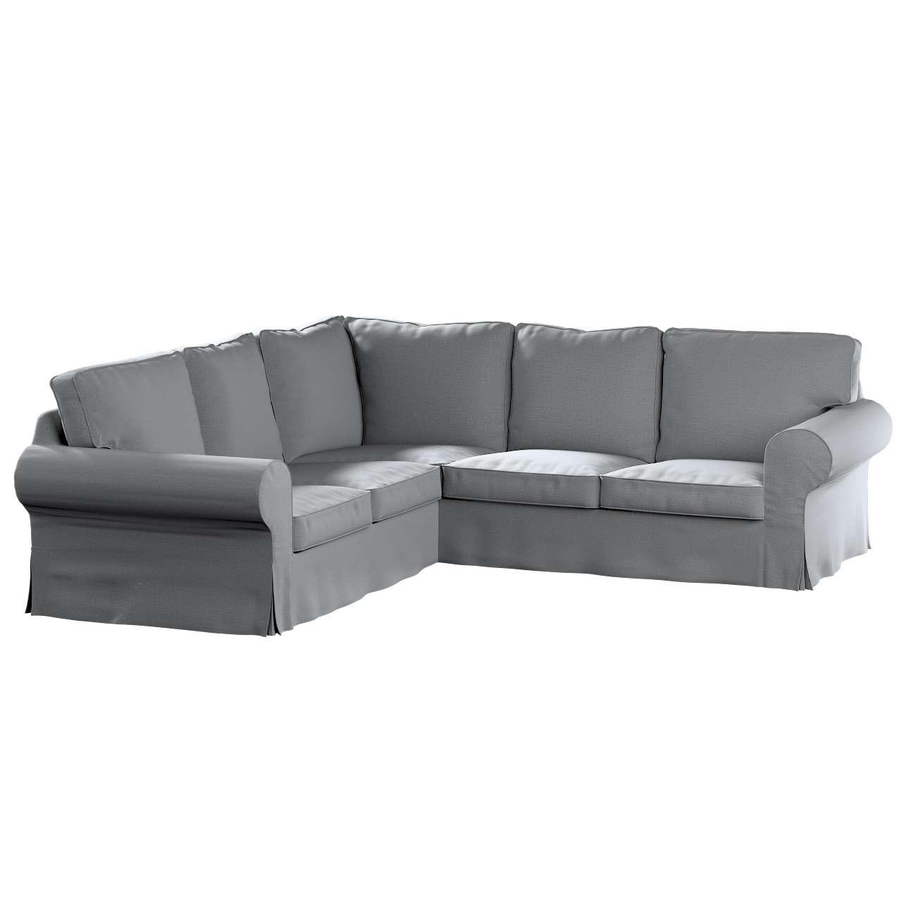 Pokrowiec na sofę narożną Ektorp w kolekcji Ingrid, tkanina: 705-42