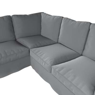 Pokrowiec Ektorp na sofę narożną w kolekcji Ingrid, tkanina: 705-42