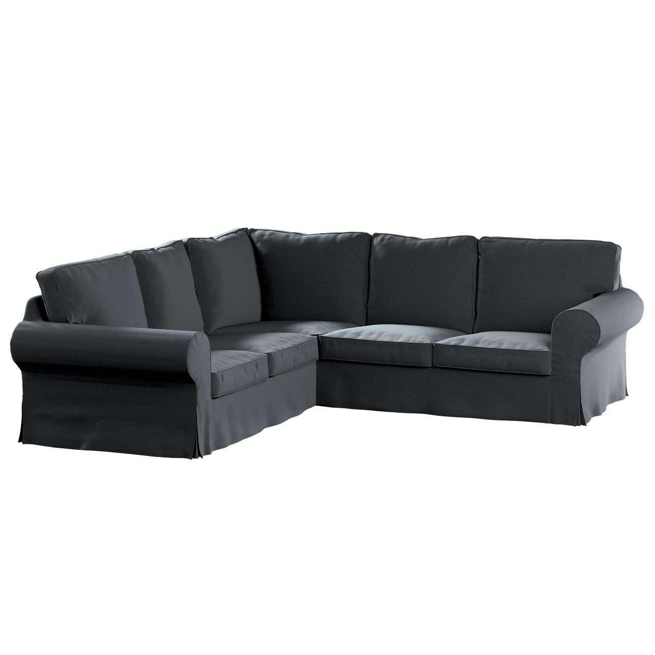 Pokrowiec Ektorp na sofę narożną w kolekcji Ingrid, tkanina: 705-43