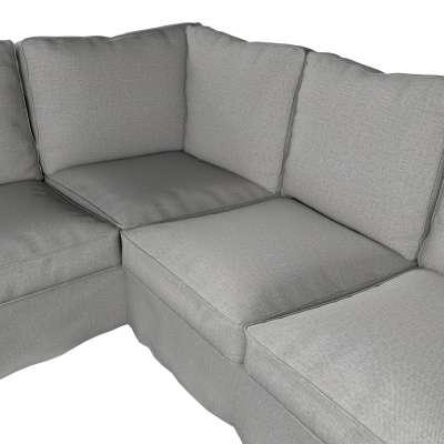 Pokrowiec na sofę narożną Ektorp w kolekcji Living II, tkanina: 160-89