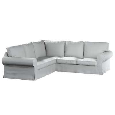 Pokrowiec na sofę narożną Ektorp w kolekcji Living II, tkanina: 161-18
