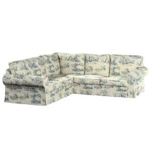 Ektorp kampinė sofa Ektorp kampinė sofa kolekcijoje Avinon, audinys: 132-66