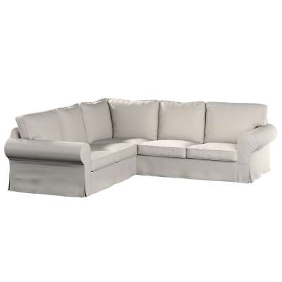 Pokrowiec na sofę narożną Ektorp w kolekcji Living II, tkanina: 161-00