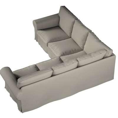 Pokrowiec na sofę narożną Ektorp w kolekcji Madrid, tkanina: 161-23