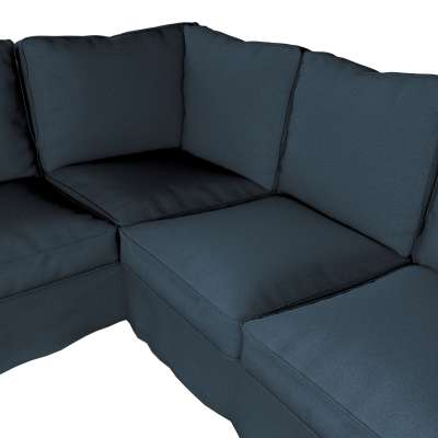 Pokrowiec na sofę narożną Ektorp w kolekcji Etna, tkanina: 705-30
