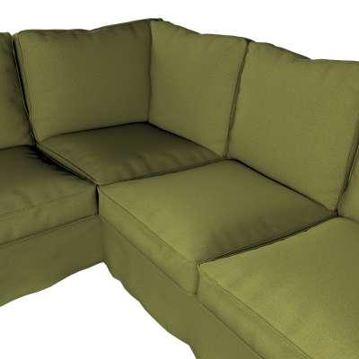 Pokrowiec na sofę narożną Ektorp w kolekcji Living II, tkanina: 161-13