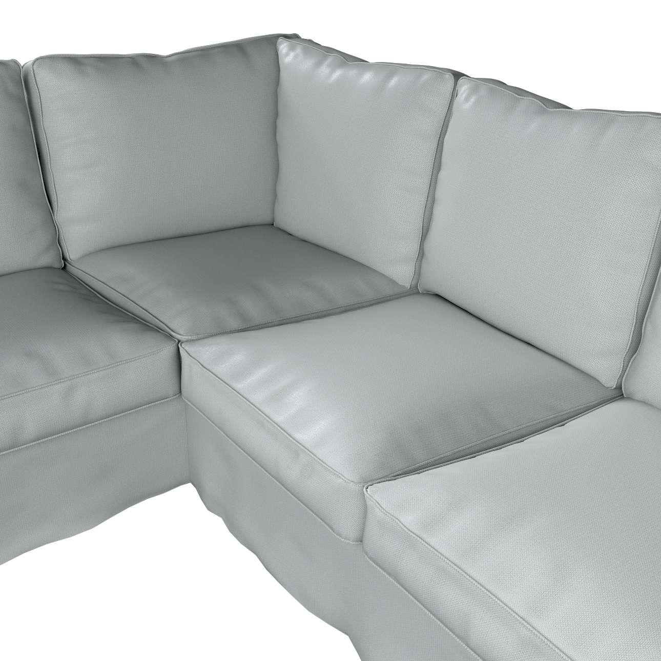 Pokrowiec na sofę narożną Ektorp w kolekcji Bergen, tkanina: 161-72