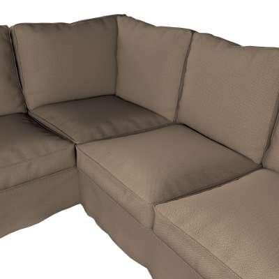 Pokrowiec na sofę narożną Ektorp w kolekcji Bergen, tkanina: 161-85