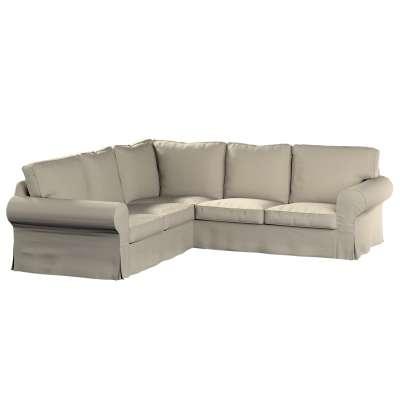 Pokrowiec na sofę narożną Ektorp w kolekcji Amsterdam, tkanina: 704-52