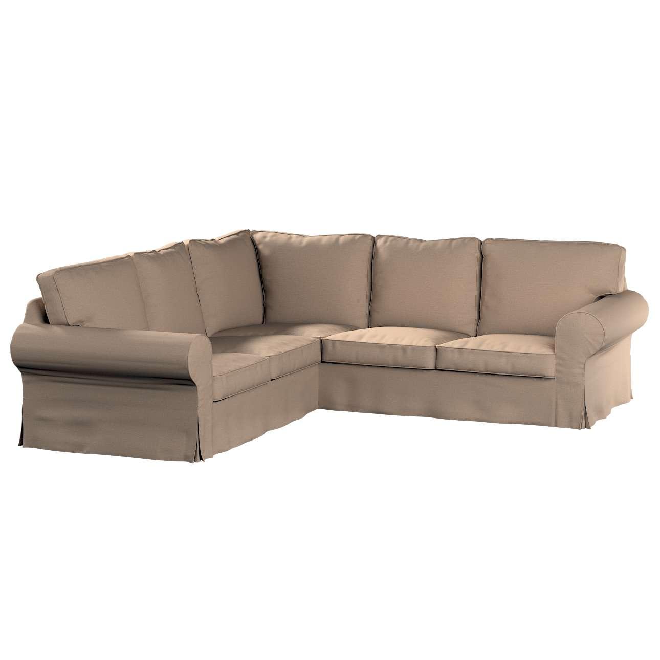 Pokrowiec na sofę narożną Ektorp w kolekcji Bergen, tkanina: 161-75