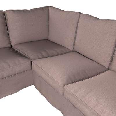 Pokrowiec na sofę narożną Ektorp w kolekcji Madrid, tkanina: 161-88