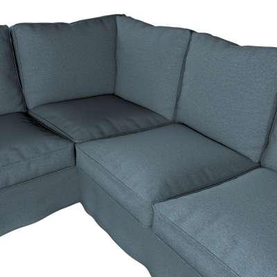 Pokrowiec na sofę narożną Ektorp w kolekcji Madrid, tkanina: 161-90