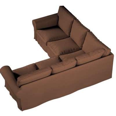 Pokrowiec na sofę narożną Ektorp w kolekcji Living, tkanina: 161-65