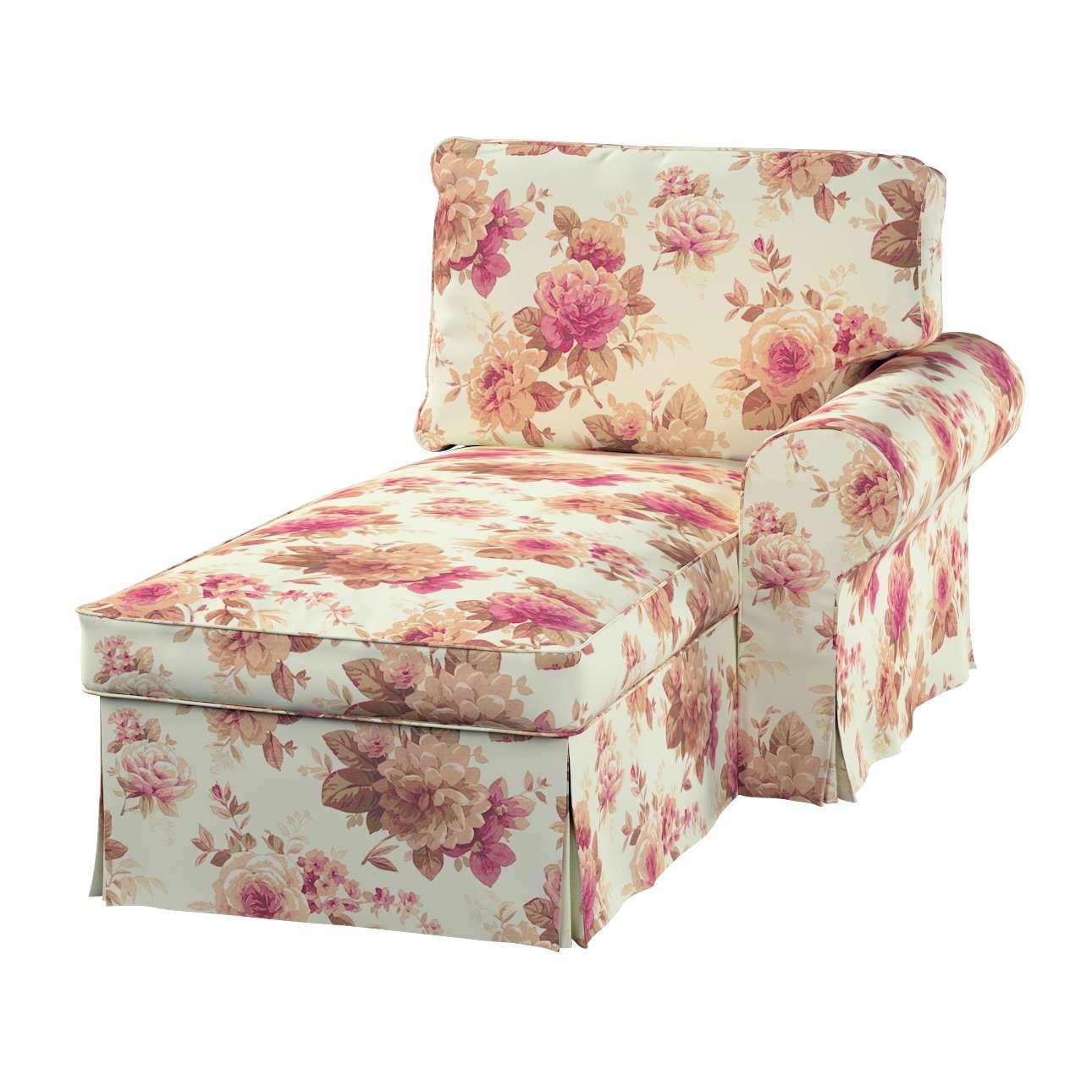 Ektorp gulimajo krėslo užvalkalas  (su porankiu, dešiniojo) Ektorp gulimojo krėslo užvalkalas su porankiu (dešiniojo) kolekcijoje Mirella, audinys: 141-06