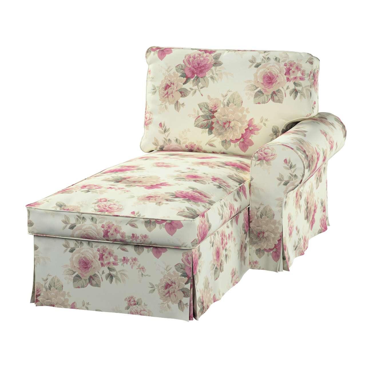 Ektorp gulimajo krėslo užvalkalas  (su porankiu, dešiniojo) Ektorp gulimojo krėslo užvalkalas su porankiu (dešiniojo) kolekcijoje Mirella, audinys: 141-07