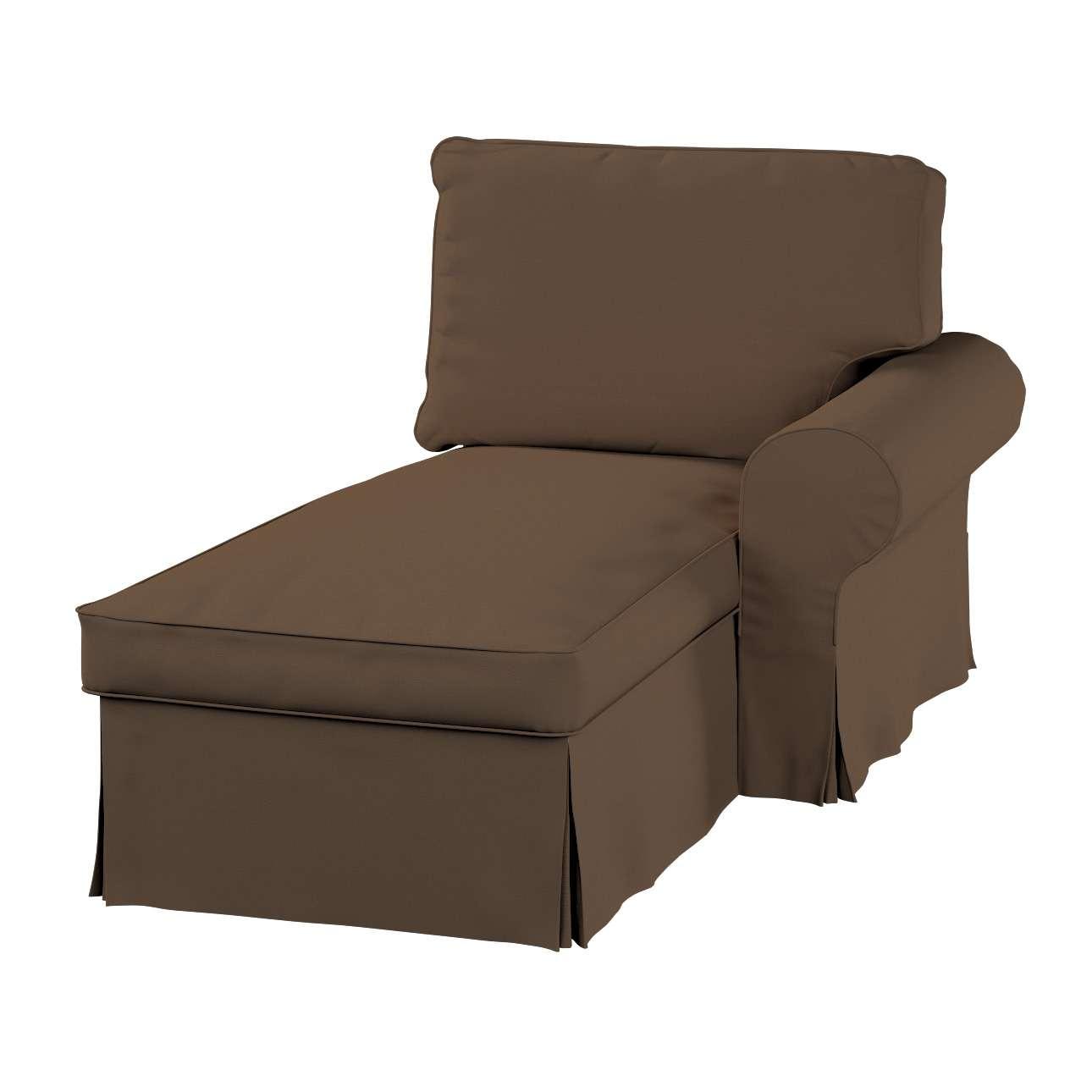 Ektorp gulimajo krėslo užvalkalas  (su porankiu, dešiniojo) Ektorp gulimojo krėslo užvalkalas su porankiu (dešiniojo) kolekcijoje Cotton Panama, audinys: 702-02
