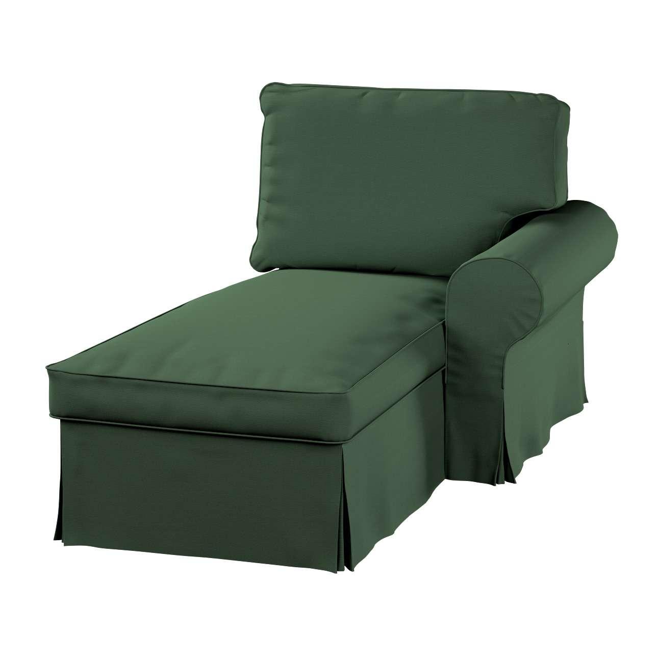 Ektorp gulimajo krėslo užvalkalas  (su porankiu, dešiniojo) Ektorp gulimojo krėslo užvalkalas su porankiu (dešiniojo) kolekcijoje Cotton Panama, audinys: 702-06