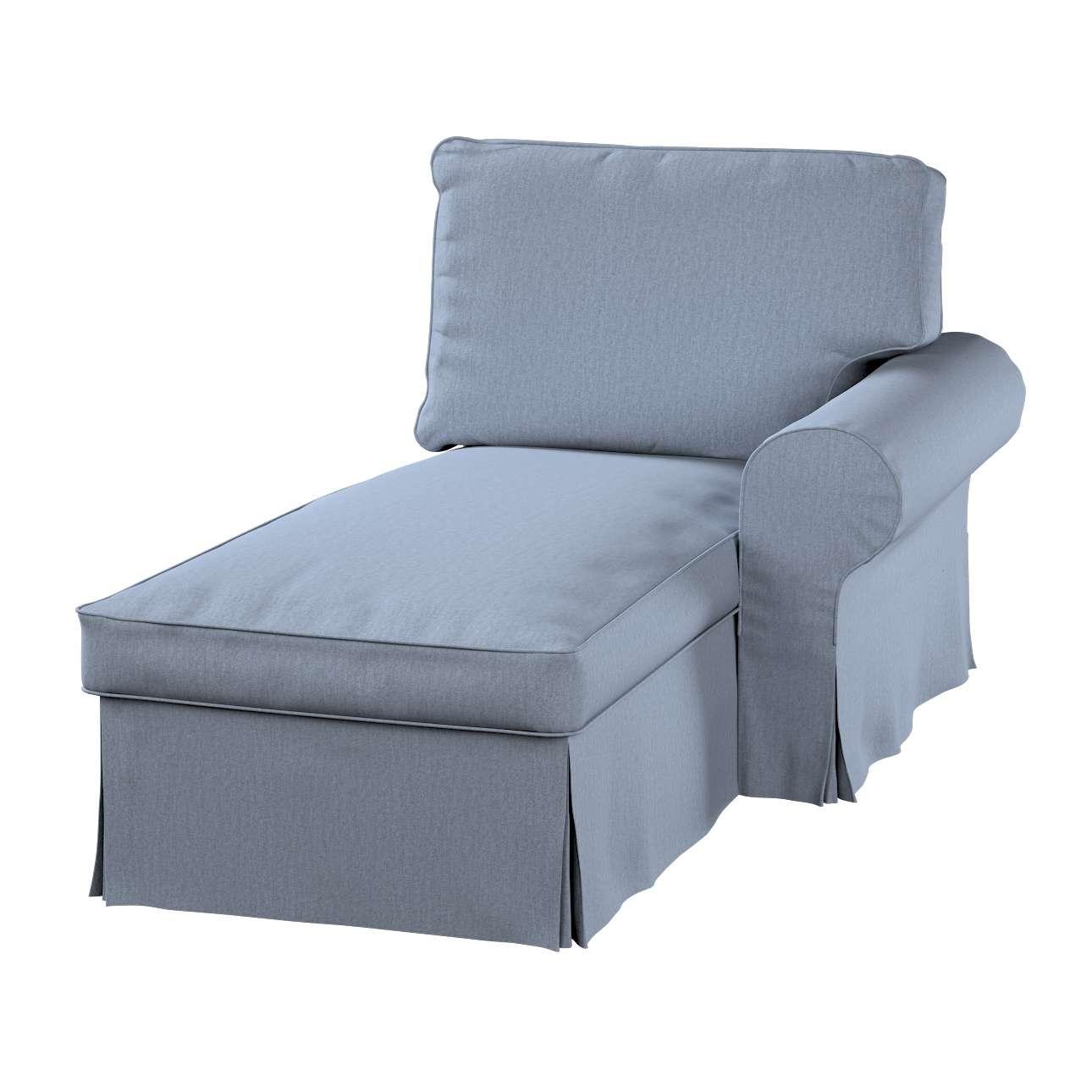 Ektorp gulimajo krėslo užvalkalas  (su porankiu, dešiniojo) Ektorp gulimojo krėslo užvalkalas su porankiu (dešiniojo) kolekcijoje Chenille, audinys: 702-13