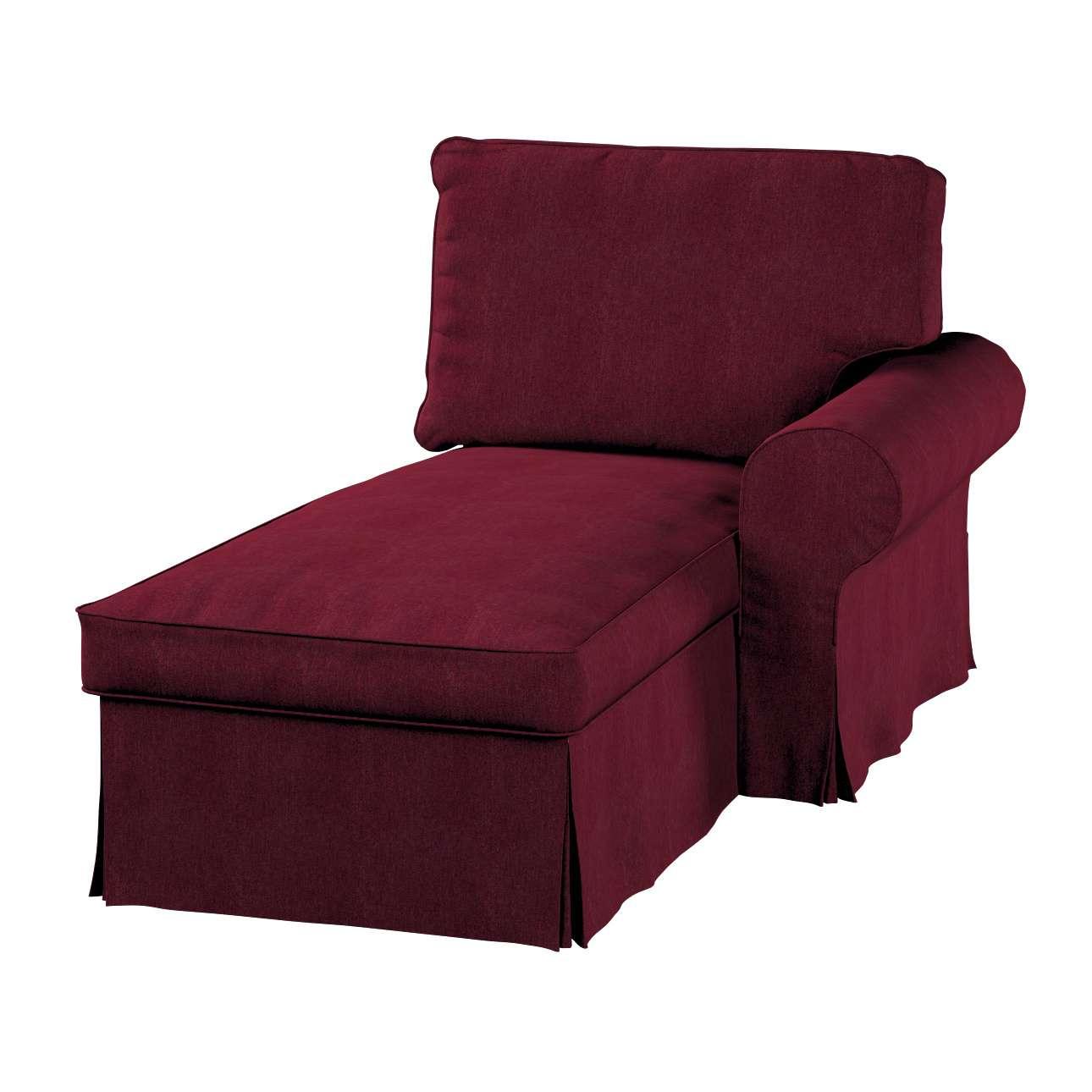 Ektorp gulimajo krėslo užvalkalas  (su porankiu, dešiniojo) Ektorp gulimojo krėslo užvalkalas su porankiu (dešiniojo) kolekcijoje Chenille, audinys: 702-19