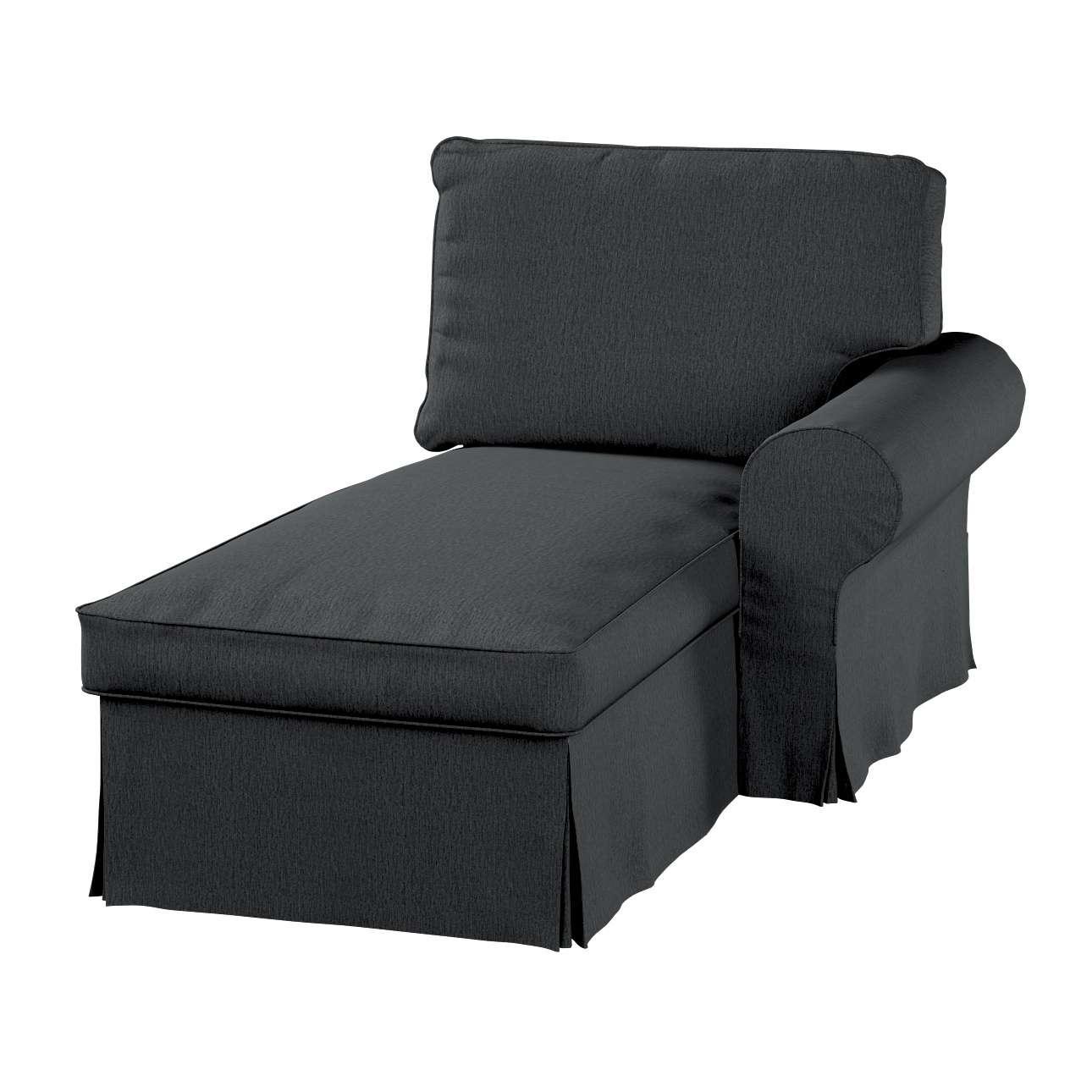 Ektorp gulimajo krėslo užvalkalas  (su porankiu, dešiniojo) Ektorp gulimojo krėslo užvalkalas su porankiu (dešiniojo) kolekcijoje Chenille, audinys: 702-20