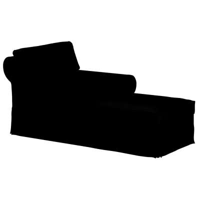 Ektorp chaise longue right cover 705-00 black Collection Etna