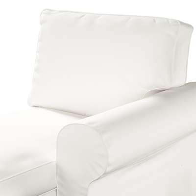 Pokrowiec na szezlong Ektorp prawy w kolekcji Cotton Panama, tkanina: 702-34