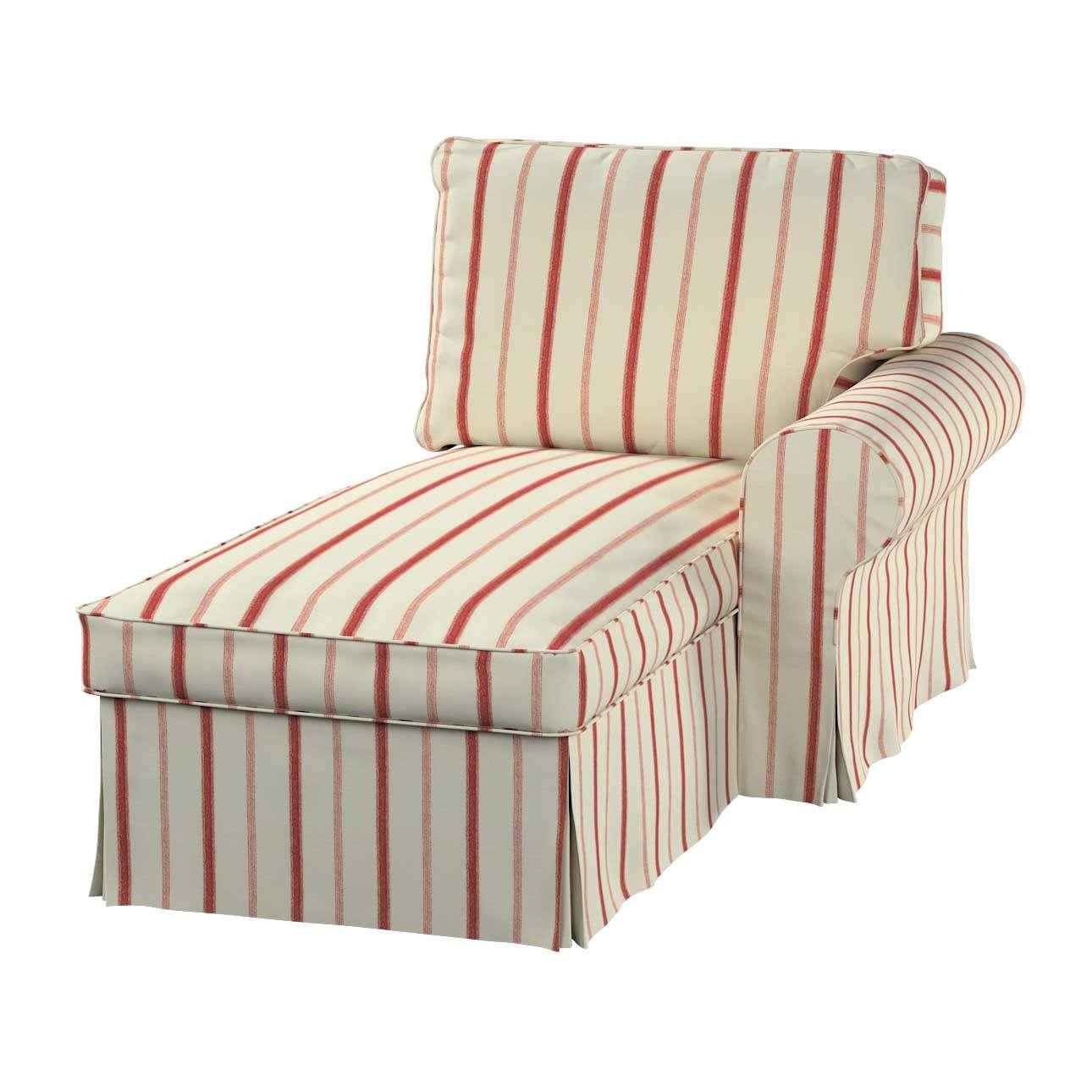 Ektorp gulimajo krėslo užvalkalas  (su porankiu, dešiniojo) Ektorp gulimojo krėslo užvalkalas su porankiu (dešiniojo) kolekcijoje Avinon, audinys: 129-15