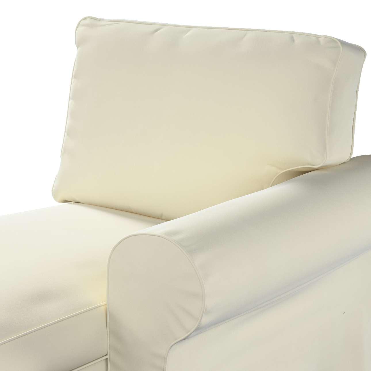 Pokrowiec na szezlong Ektorp prawy w kolekcji Velvet, tkanina: 704-10