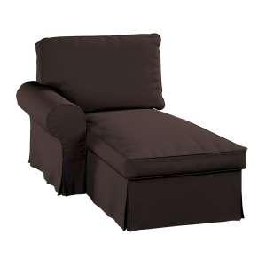 Ektorp gulimojo krėslo užvalkalas (su porankiu, kairiojo) Ektorp gulimasis krėslas - kairysis kolekcijoje Cotton Panama, audinys: 702-03