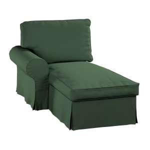 Ektorp gulimojo krėslo užvalkalas (su porankiu, kairiojo) Ektorp gulimasis krėslas - kairysis kolekcijoje Cotton Panama, audinys: 702-06