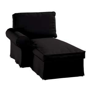 Ektorp gulimojo krėslo užvalkalas (su porankiu, kairiojo) Ektorp gulimasis krėslas - kairysis kolekcijoje Cotton Panama, audinys: 702-09